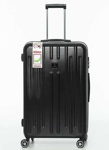 NİPPON 3'lü Set Valiz Siyah